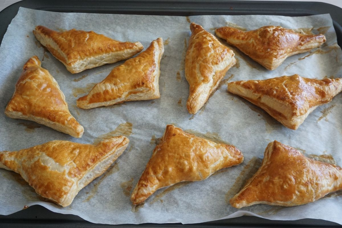 baked pastries